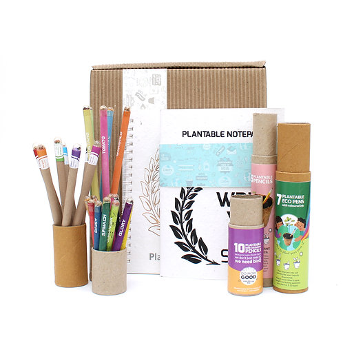 Planting Stationery Combo | Eco Friendly Kit