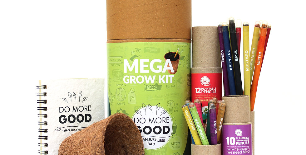 Mega grow kit (for kids)