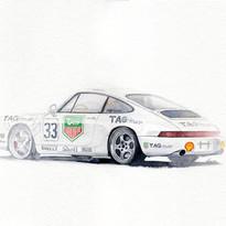 Porsche 964 4.0 'Gemini'