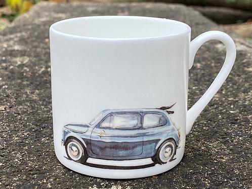 Espresso Cup Fiat 500