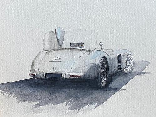 Mercedes 300SLR