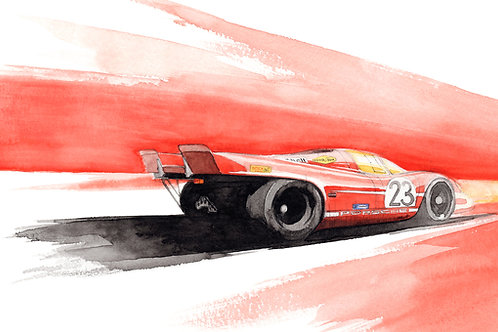 Porsche 917K Le Mans 1971
