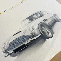 Aston DB5