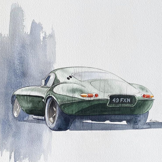 Low Drag E-Type