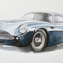 Aston DB4GT Zagato