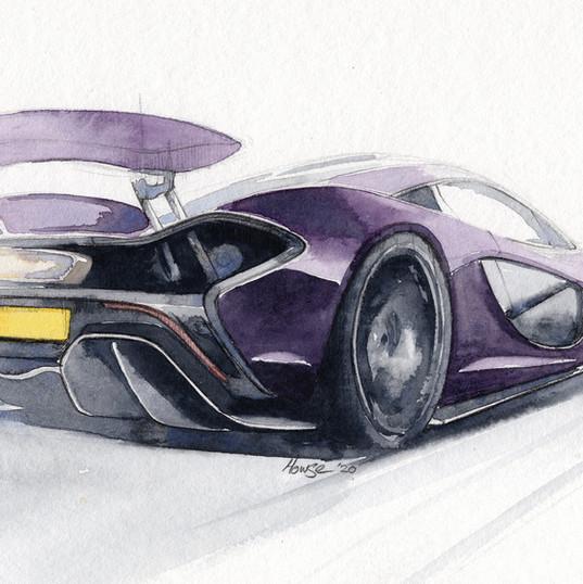 McLaren P1OOV