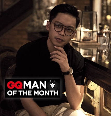 Man of the Month