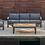 Thumbnail: Lifestyle Garden Palau 5 Seater Lounge Set