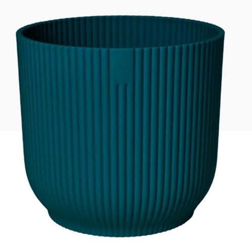 Vibes fold round deep blue 14cm