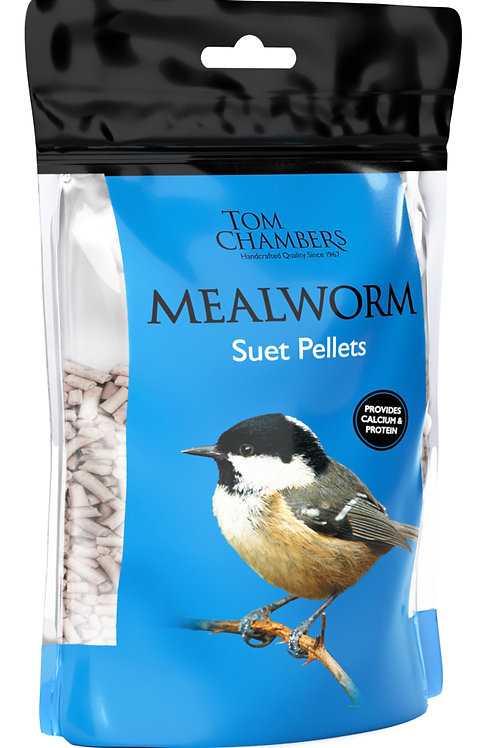 Mealworm Suet Pellets 0.9kg