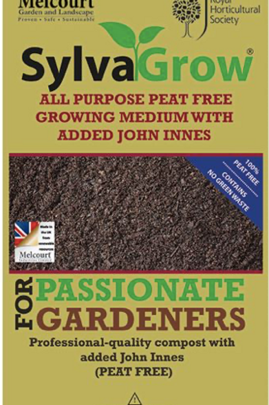 Sylvagrow Multi-Purpose with added J.Innes