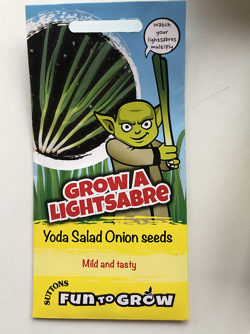 Yoda Salad Onion Seeds