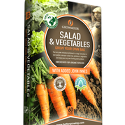 Salad and Vegetable Compost 60L