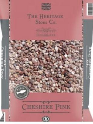 Cheshire Pink