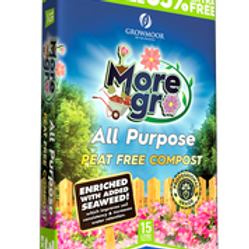 More Gro All Purpose Peat Free Compost 15L