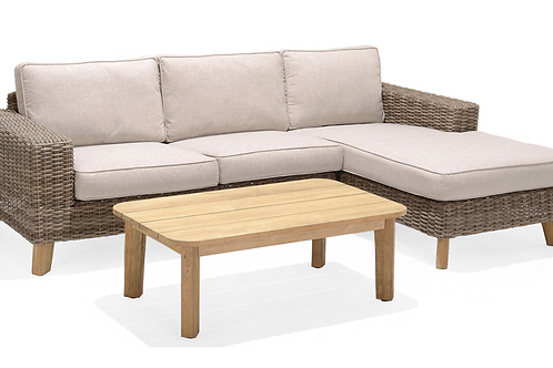 Lifestyle Garden Bahamas Right Hand Chaise Lounge Set