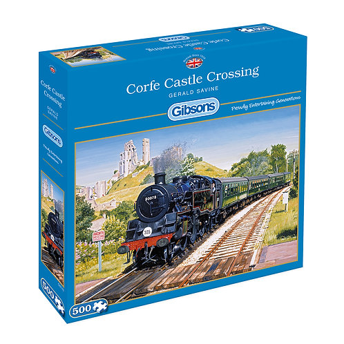 Corfe Castle Crossing