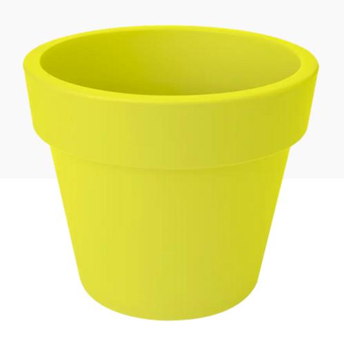 Top Planter Lime 30cm