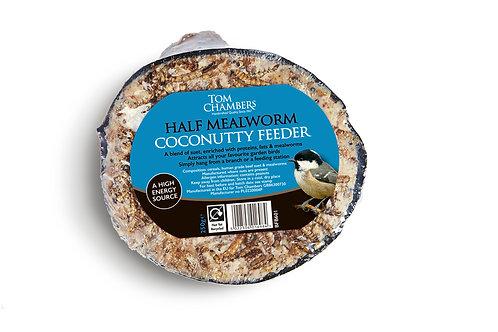 Half Mealworm Coconutty Feeder