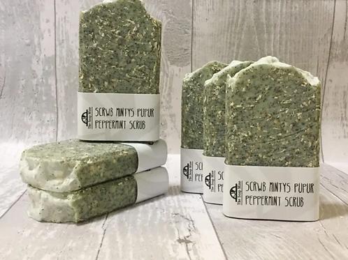 The Soapmine- Peppermint Scrub