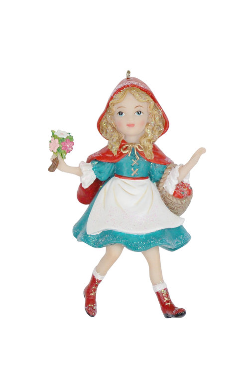 Red Riding Hood Decoration