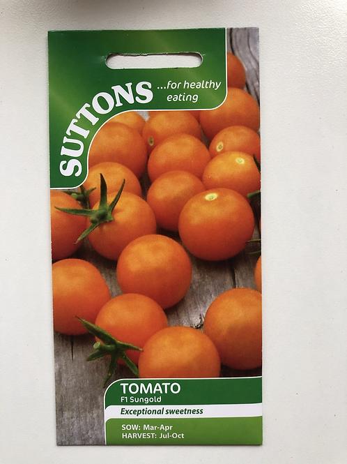 Tomato F1 'Sungold'