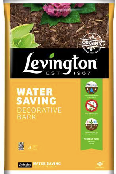 Levington Water Saving Decorative Bark 75L