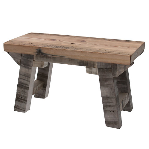 Natural Wood Table Ornament