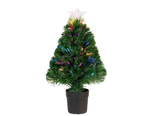 2ft Burtley Fibre Optic Tree