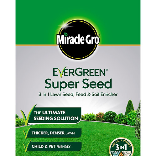 Evergreen Super Seed