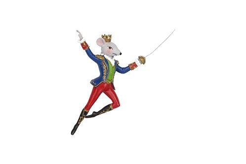Nutcracker Rat King Decoration