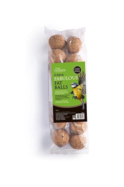 12 pack Fabulous Fat Balls