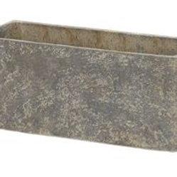Cut Stone Trough 55cm