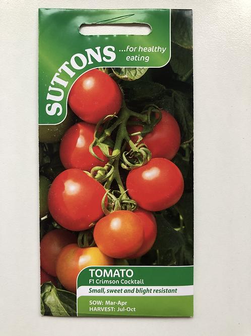 Tomato F1 'Crimson Cocktail'