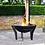 Thumbnail: Outdoor Metal Kendal Firebowl