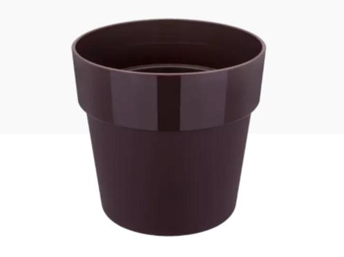 Original round mini 13cm mulberry purple