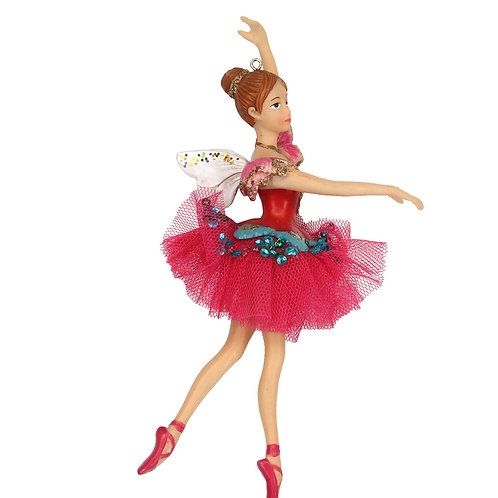 Dancing Clara from the Nutcracker Decoration