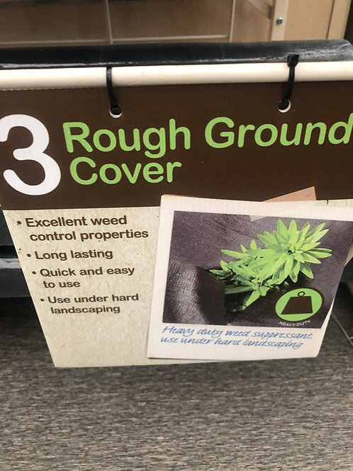 Rough Ground Cover