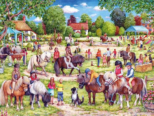 Shetland pony Club