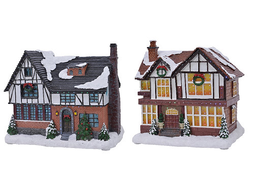 copy of LED Fibre Optic Cottages (right hand image)