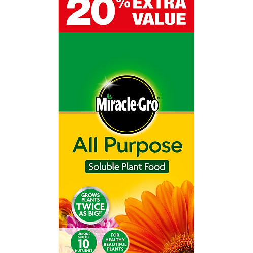 Miracle- Gro All Purpose Soluble Plant Food