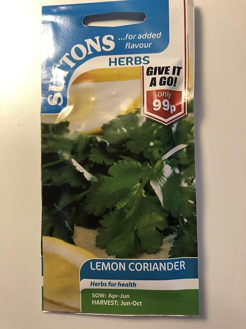 Lemon Coriander