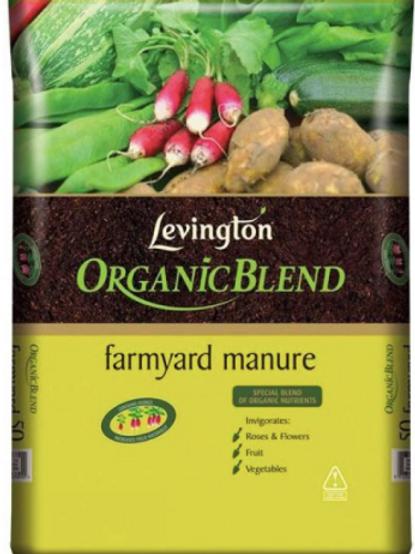 Levington Farmyard Manure