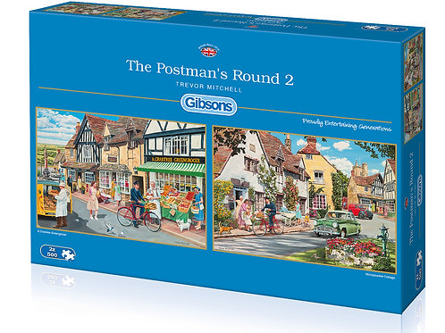 The Postman's Round 2