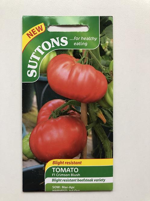 Tomato 'F1 Crimson Blush'