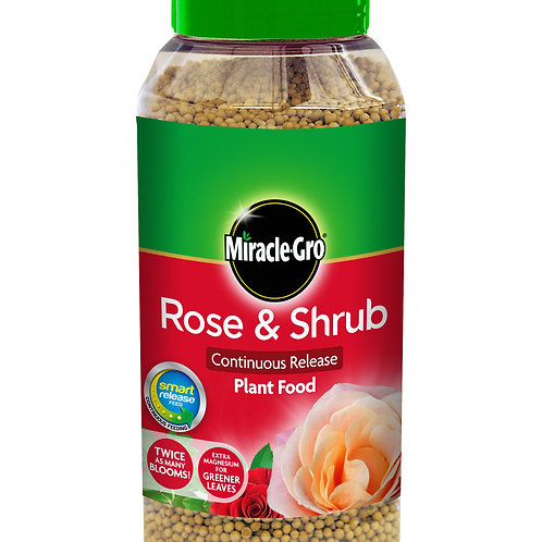 Miracle-Gro Rose and Shrub Continuous Release Plant Food