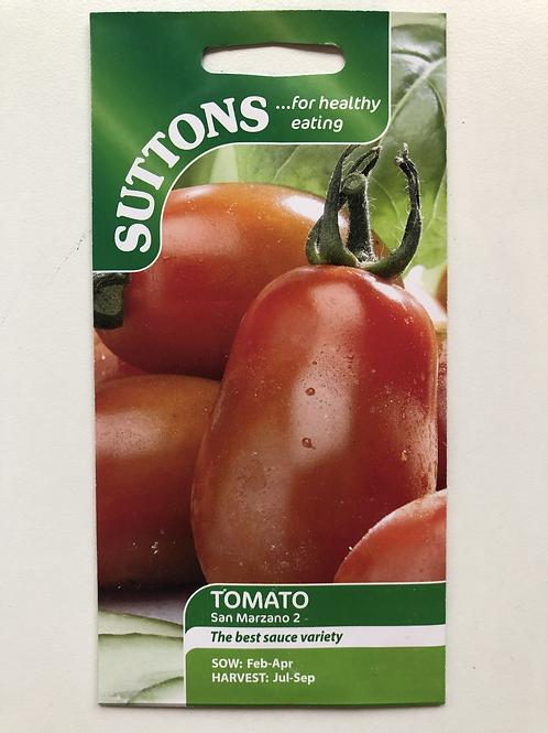 Tomato 'San Marzano 2'