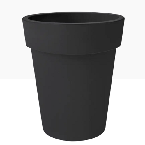 Top Planter high living black 35cm