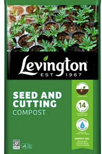Levington Seed and Cutting Compost