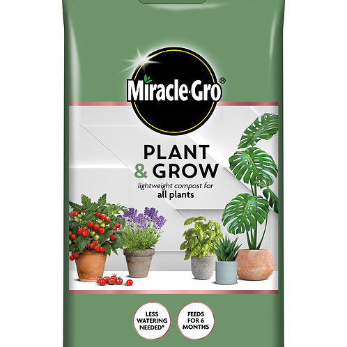 Miracle Grow Plant and Grow Compost